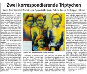 Lüdenscheider Nachrichten 17.Febr. 2015